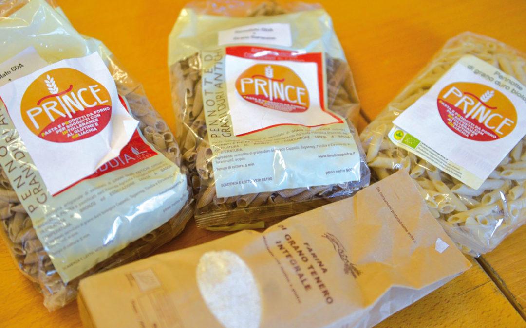 10 settembre 2018. I risultati del progetto PRINCE: le caratteristiche della pasta e dei prodotti da forno